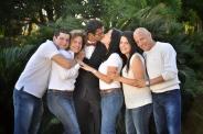 La primera foto con Miguel formalmente comprometido.